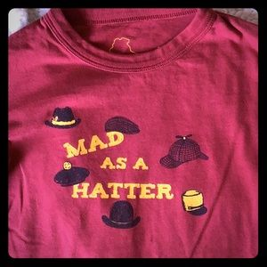 ✏️ Mini Boden Mad as a 🎩 tee